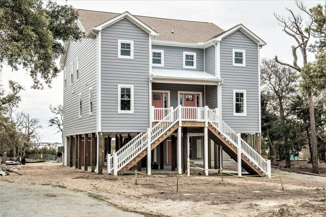 212 Lee Drive #1, Atlantic Beach, NC 28512 (MLS #100147970) :: CENTURY 21 Sweyer & Associates