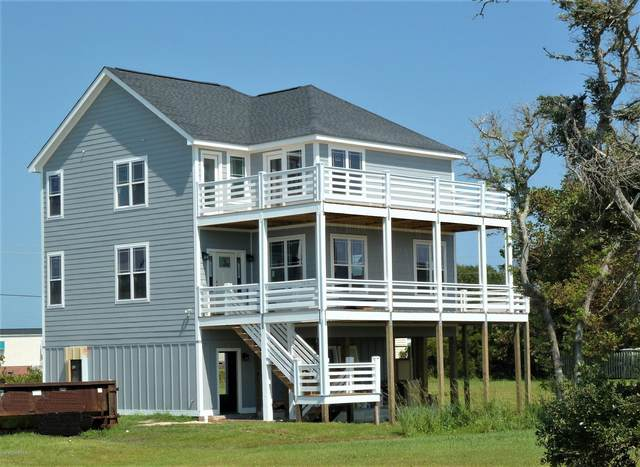 162 Sound Point Drive, Harkers Island, NC 28531 (MLS #100208994) :: Coldwell Banker Sea Coast Advantage