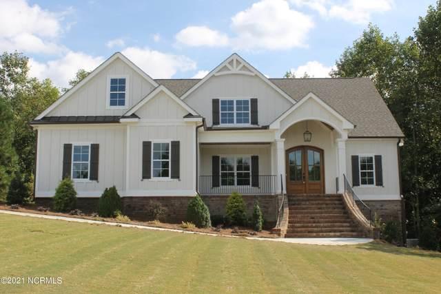 3299 W Hampton Drive, Rocky Mount, NC 27804 (MLS #100250541) :: Berkshire Hathaway HomeServices Hometown, REALTORS®