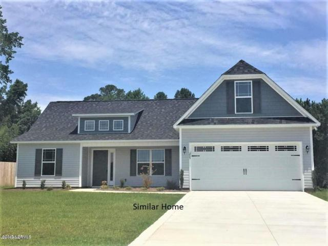 105 Stony Brook Way, Jacksonville, NC 28546 (MLS #100023833) :: Century 21 Sweyer & Associates