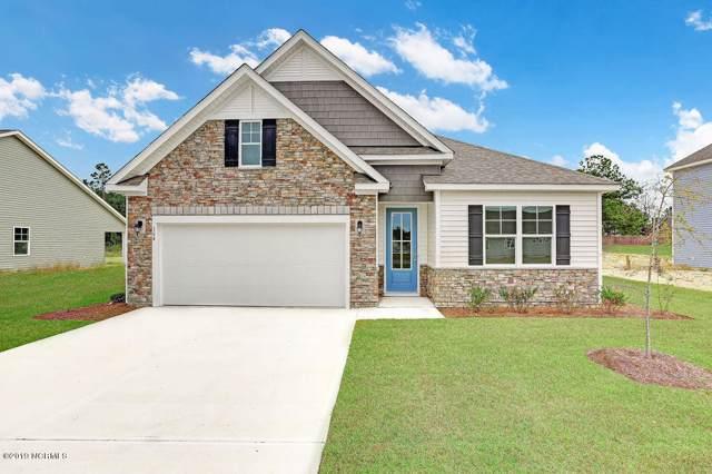 164 Capital Drive Lot 19, Hampstead, NC 28443 (MLS #100158920) :: CENTURY 21 Sweyer & Associates