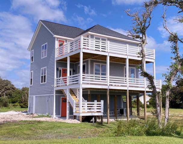 162 Sound Point Drive, Harkers Island, NC 28531 (MLS #100208994) :: The Chris Luther Team