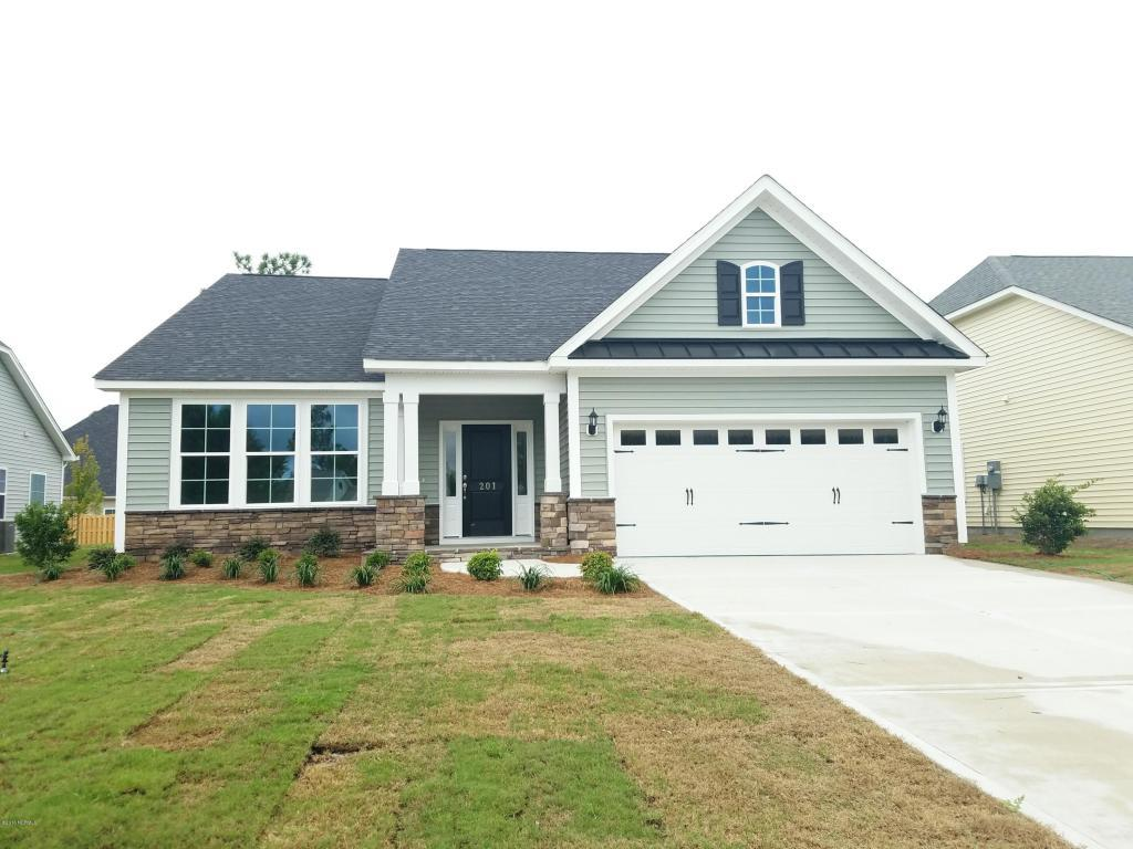 201 W Azalea Drive, Holly Ridge, NC 28445 (MLS #100010411) :: Century 21 Sweyer & Associates