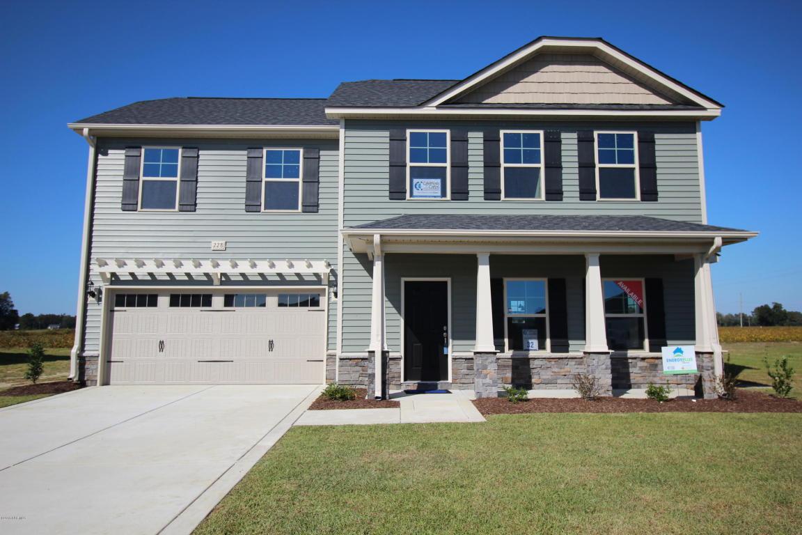 228 Copper Creek Drive, Winterville, NC 28590 (MLS #100015851) :: Century 21 Sweyer & Associates