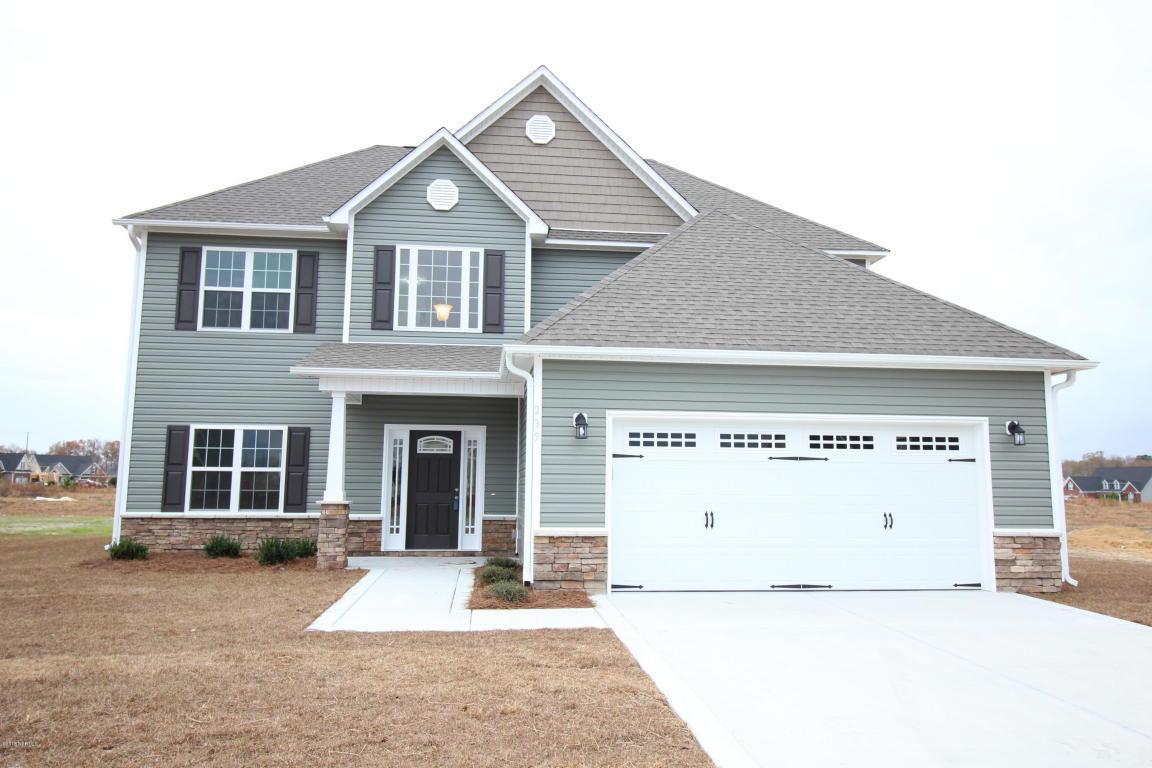235 Copper Creek Drive, Winterville, NC 28590 (MLS #100012403) :: Century 21 Sweyer & Associates