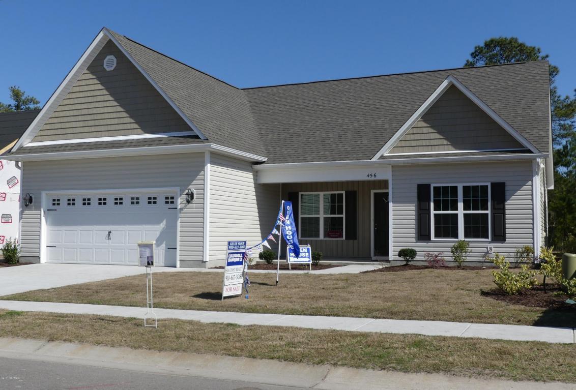 456 N Culverton Road, Leland, NC 28451 (MLS #100016373) :: Century 21 Sweyer & Associates