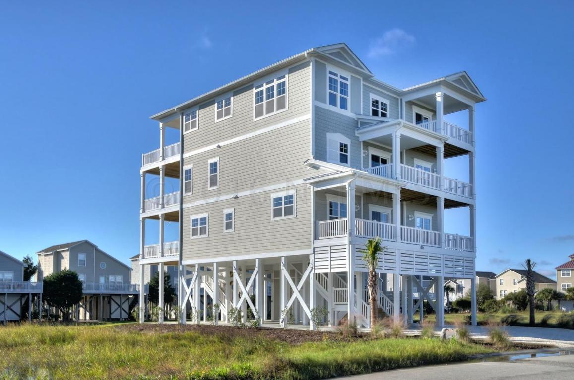 153.5 Via Old Sound Boulevard, Ocean Isle Beach, NC 28469 (MLS #100000383) :: Century 21 Sweyer & Associates