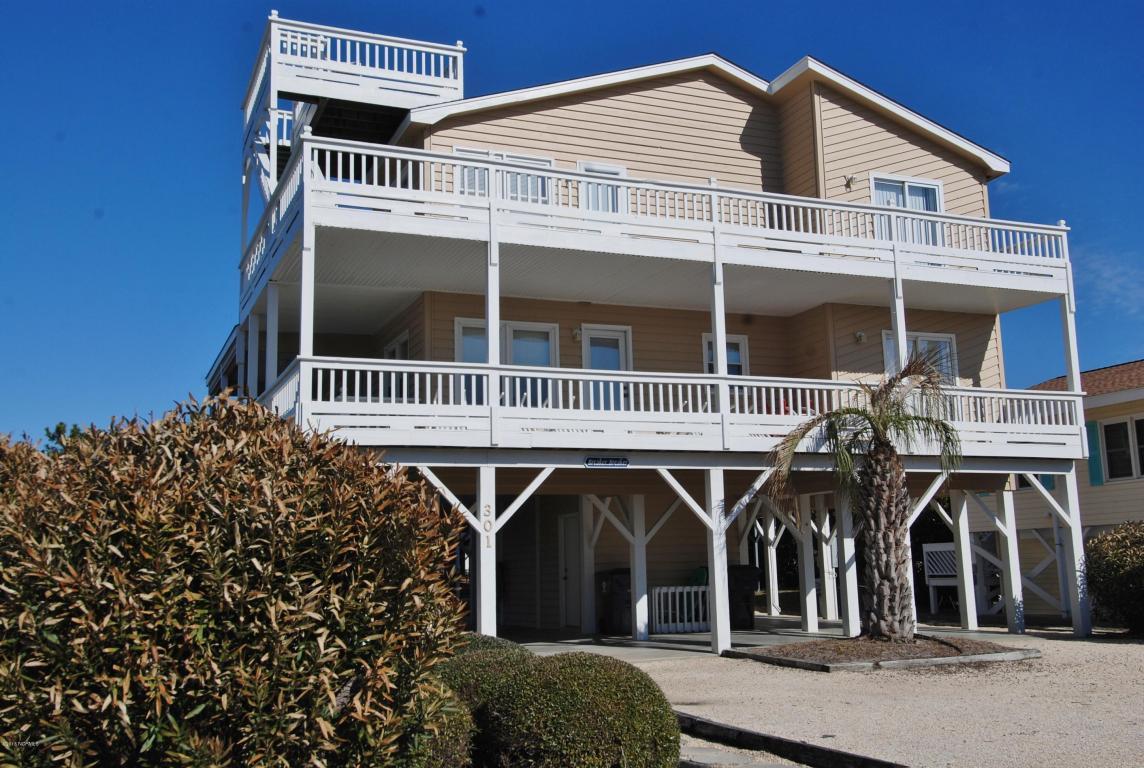 301 E Main Street E, Sunset Beach, NC 28468 (MLS #100001670) :: Century 21 Sweyer & Associates