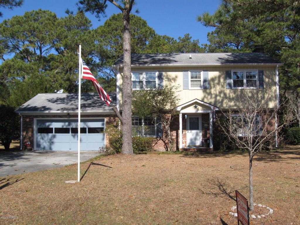 104 Sandpiper Drive, Newport, NC 28570 (MLS #100002001) :: Century 21 Sweyer & Associates