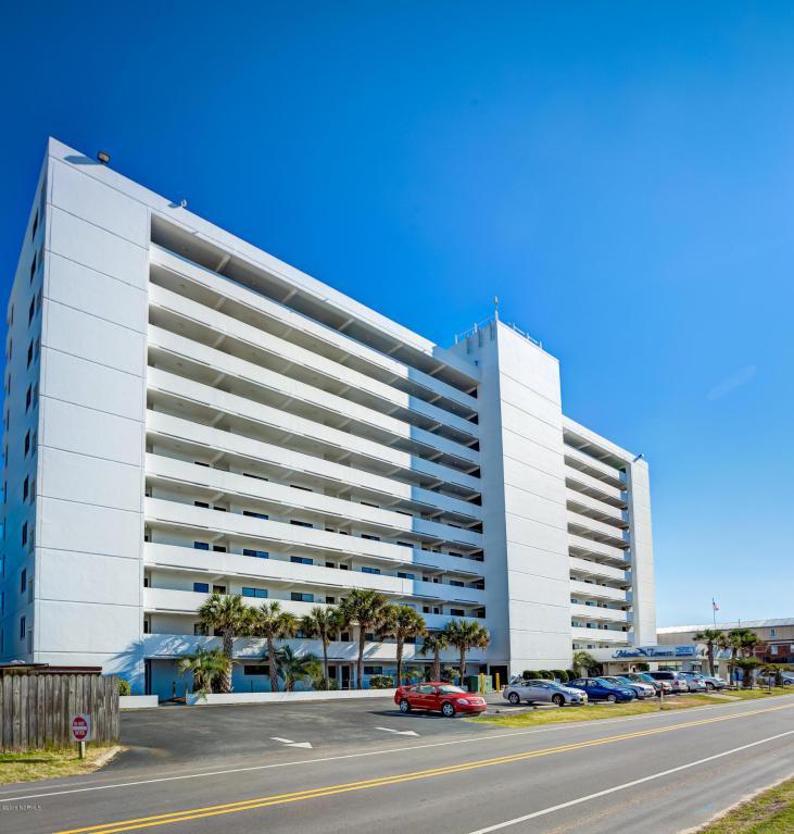 1615 S Lake Park Boulevard #1002, Carolina Beach, NC 28428 (MLS #100002297) :: Century 21 Sweyer & Associates