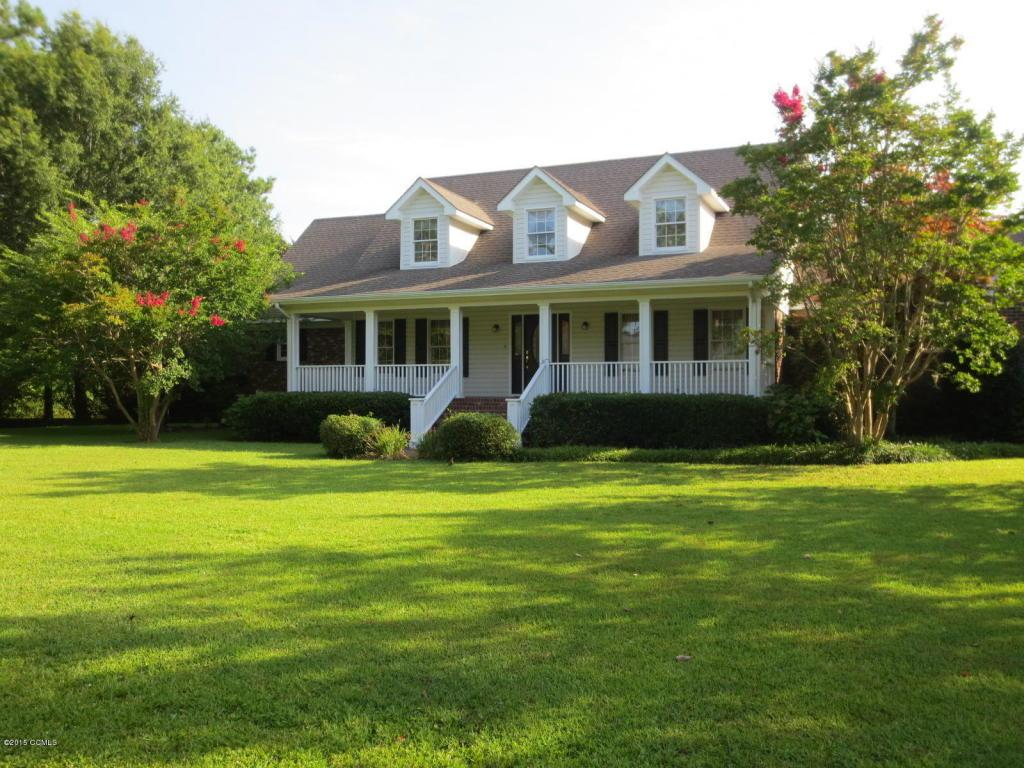 242 Copeland Road, Beaufort, NC 28516 (MLS #100003190) :: Century 21 Sweyer & Associates