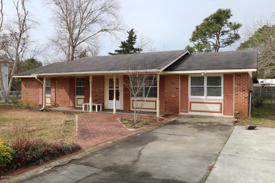 120 Jefferson Street, Beaufort, NC 28516 (MLS #100003498) :: Century 21 Sweyer & Associates