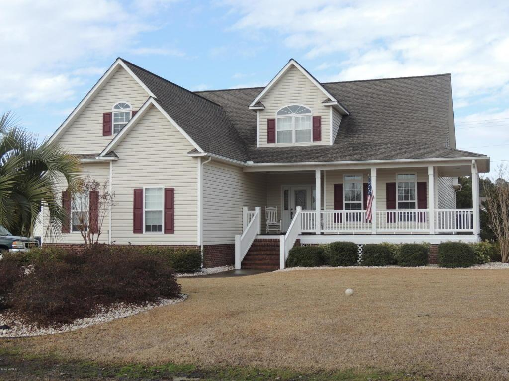 204 Bluewater Cove, Swansboro, NC 28584 (MLS #100004309) :: Century 21 Sweyer & Associates