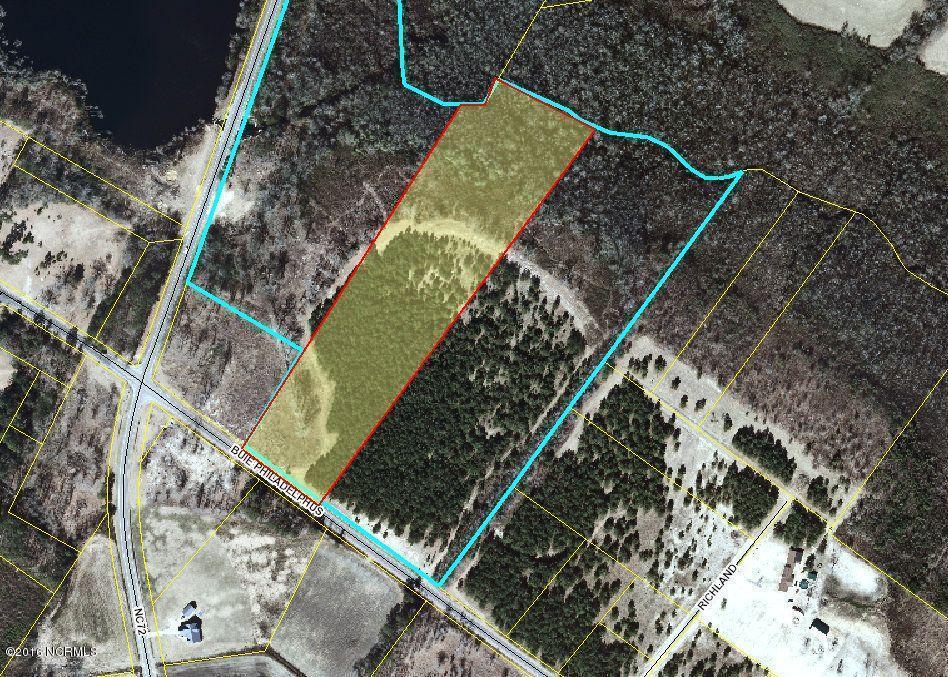 000 Buie Philadelphus Highway, Pembroke, NC 28372 (MLS #100004433) :: Century 21 Sweyer & Associates