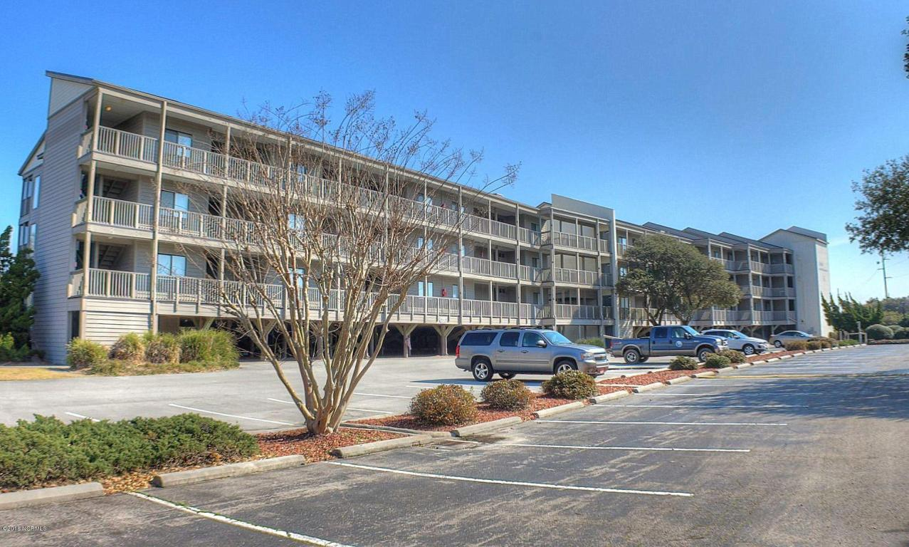 2306 W Ft Macon Road W 106H, Atlantic Beach, NC 28512 (MLS #100004988) :: Century 21 Sweyer & Associates