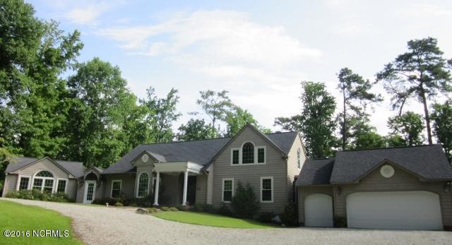 2610 Old Cherry Point Road, New Bern, NC 28560 (MLS #100005008) :: Century 21 Sweyer & Associates
