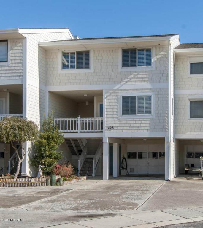 108 Seaside Lane, Wrightsville Beach, NC 28480 (MLS #100005016) :: Century 21 Sweyer & Associates
