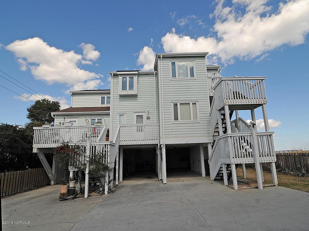 1100 S Ft. Fisher Boulevard #103, Kure Beach, NC 28449 (MLS #100005103) :: Century 21 Sweyer & Associates