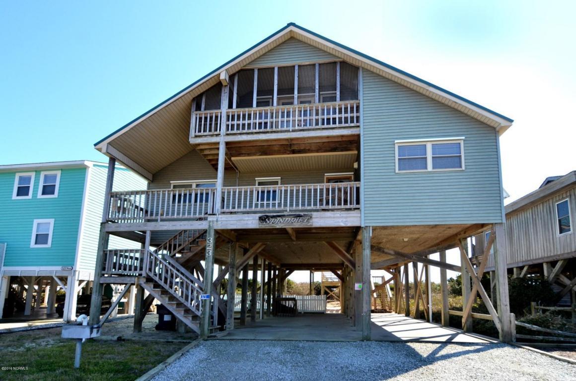 323 Ocean Boulevard W, Holden Beach, NC 28462 (MLS #100005108) :: Century 21 Sweyer & Associates