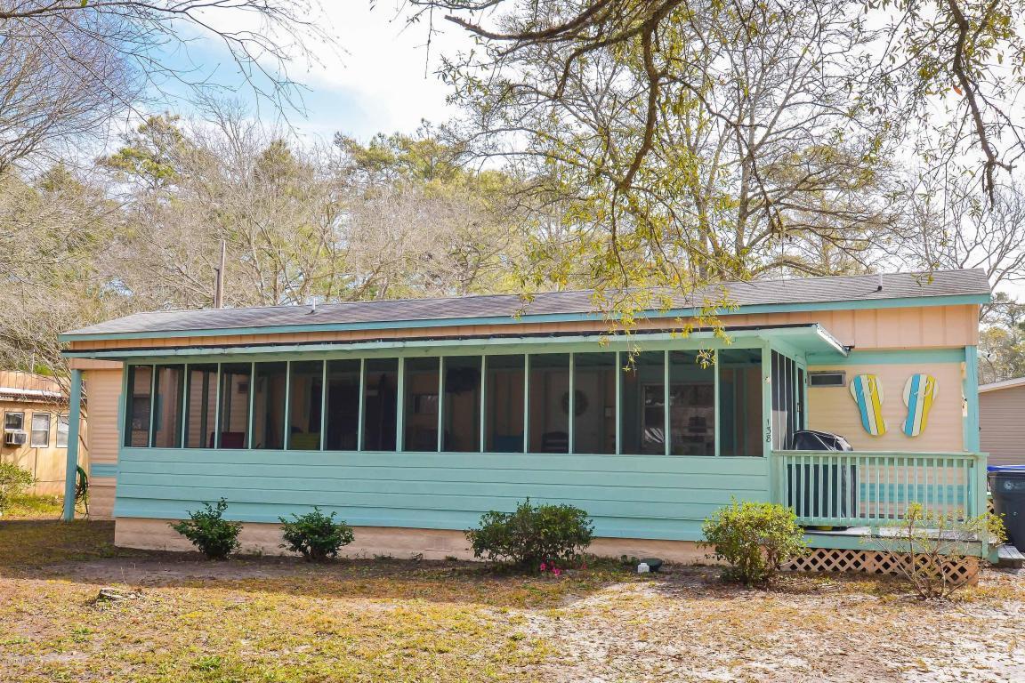 136 NE 76th Street, Oak Island, NC 28465 (MLS #100005561) :: Century 21 Sweyer & Associates