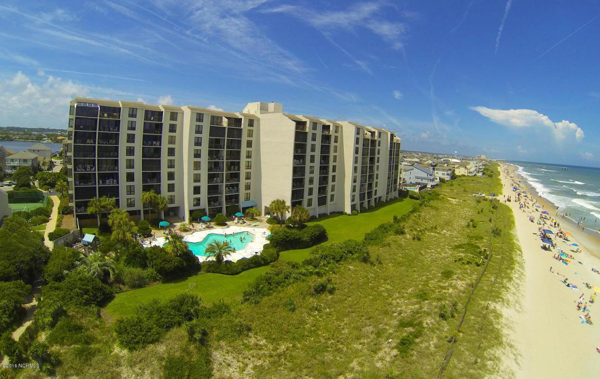 95 S Lumina Avenue 1-G, Wrightsville Beach, NC 28480 (MLS #100005815) :: Century 21 Sweyer & Associates