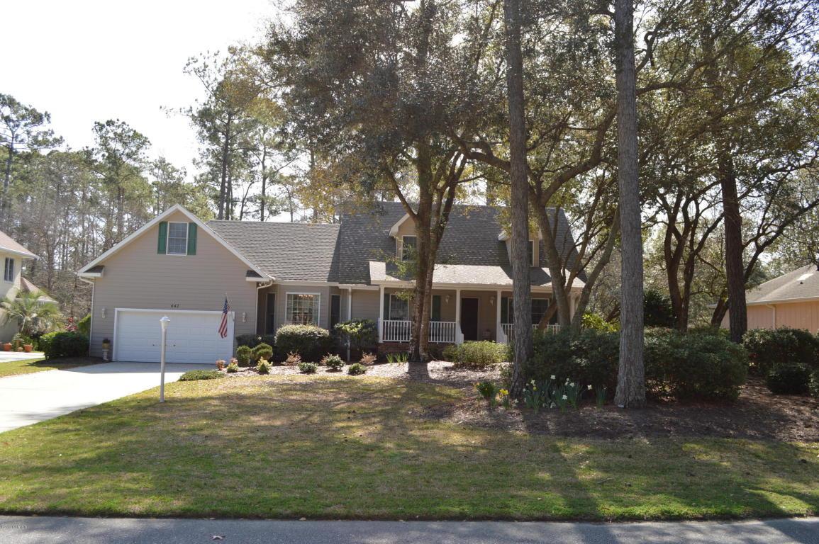 447 Lockwood Lane SW, Supply, NC 28462 (MLS #100005900) :: Century 21 Sweyer & Associates