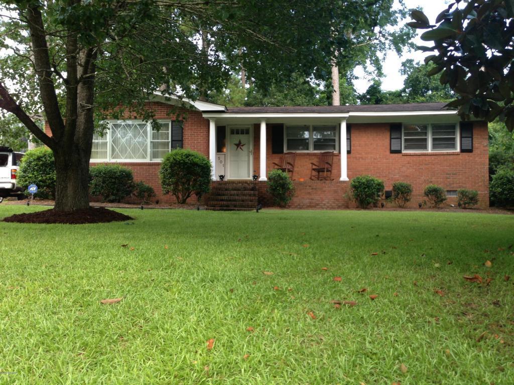 501 Clearbrook Drive, Wilmington, NC 28409 (MLS #100006148) :: Century 21 Sweyer & Associates