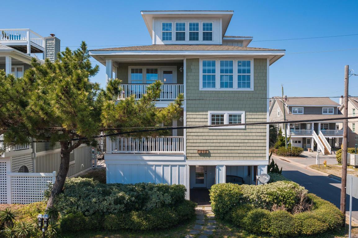 616 S Lumina Avenue, Wrightsville Beach, NC 28480 (MLS #100006316) :: Century 21 Sweyer & Associates