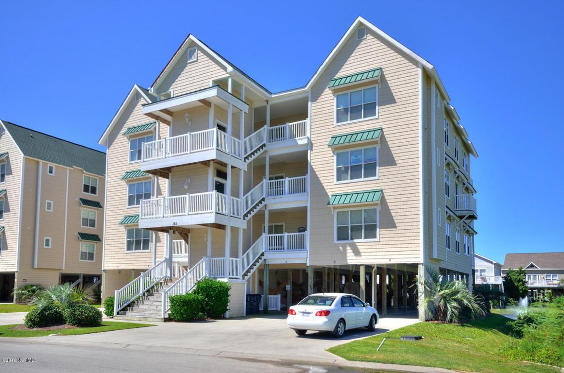 155 Via Old Sound Boulevard C, Ocean Isle Beach, NC 28469 (MLS #100006485) :: Century 21 Sweyer & Associates