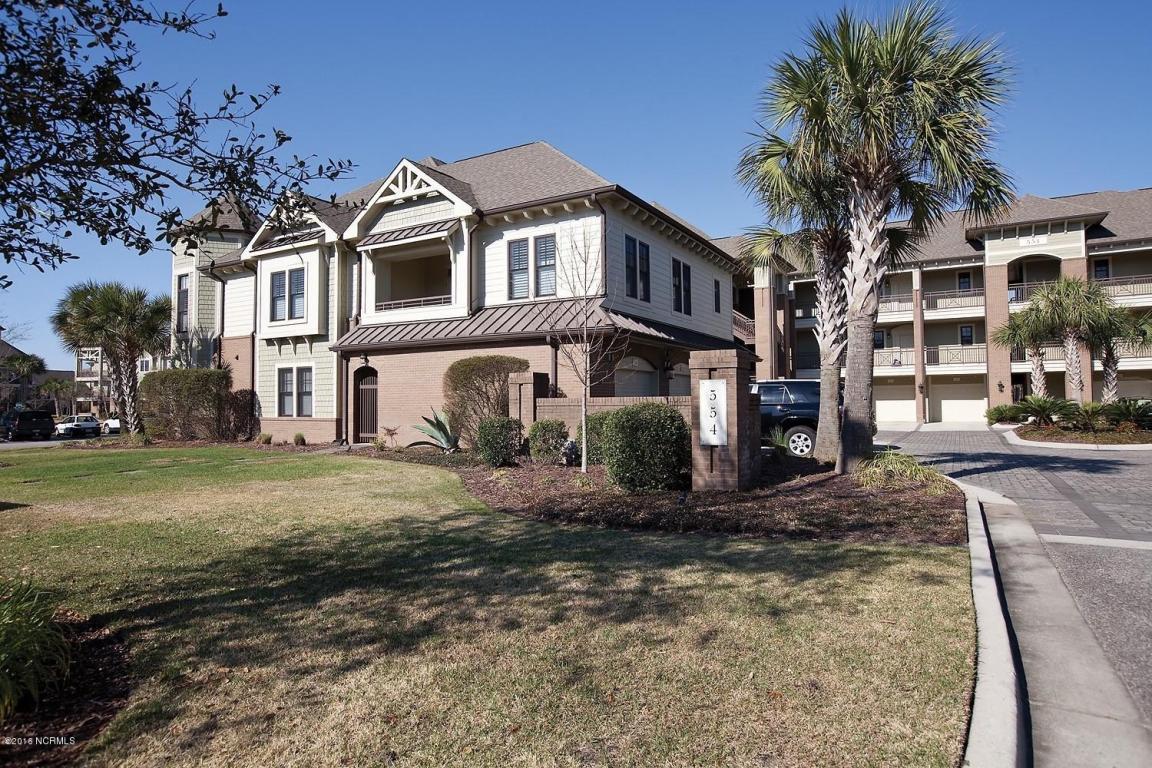 554c Grande Manor Court #201, Wilmington, NC 28405 (MLS #100006686) :: Century 21 Sweyer & Associates