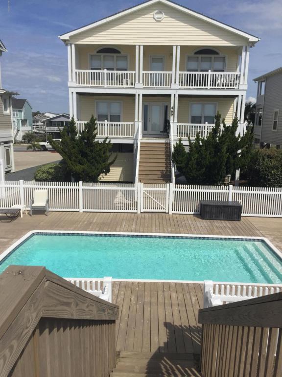 469 Ocean Boulevard W, Holden Beach, NC 28462 (MLS #100006861) :: Century 21 Sweyer & Associates