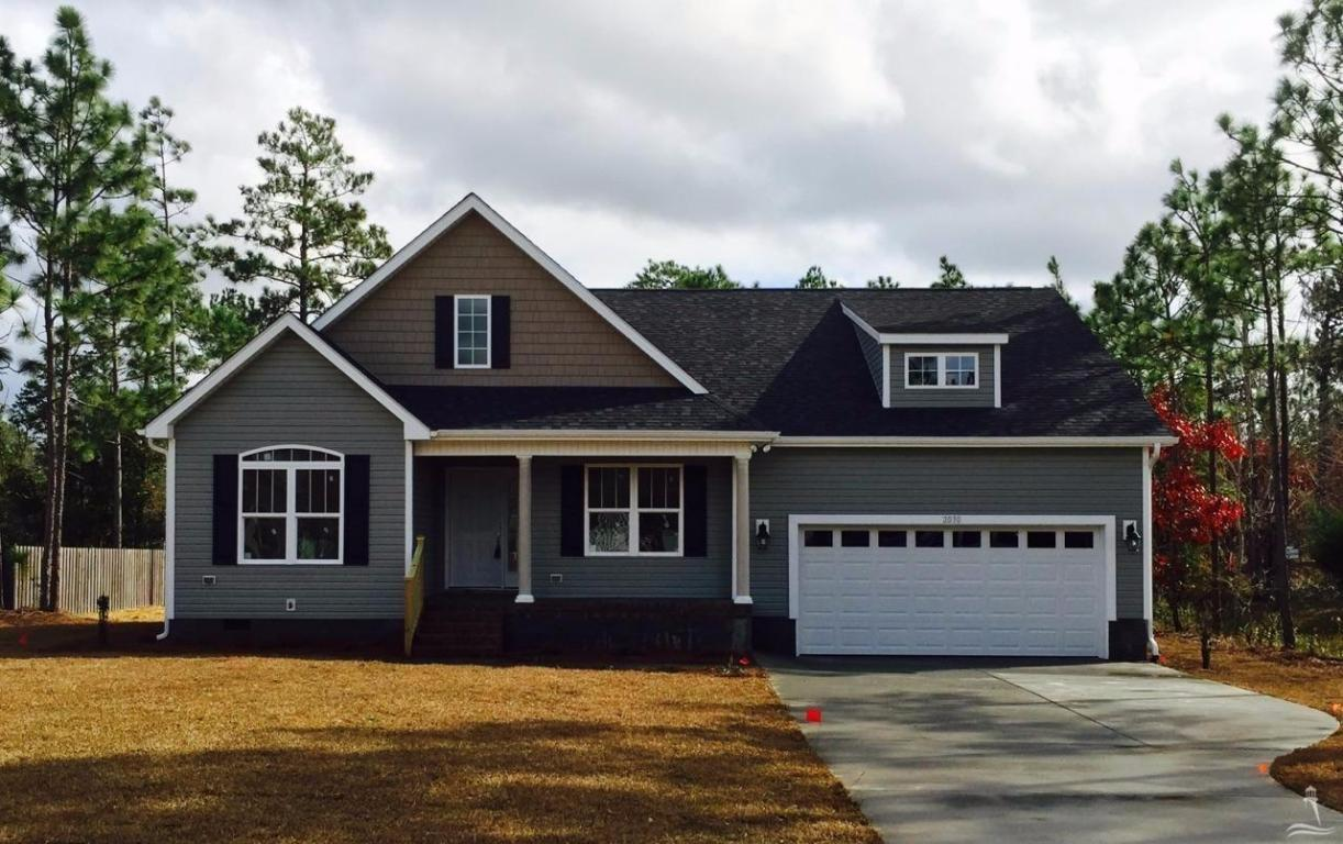 833 Blueberry Road, Southport, NC 28461 (MLS #100007032) :: Century 21 Sweyer & Associates