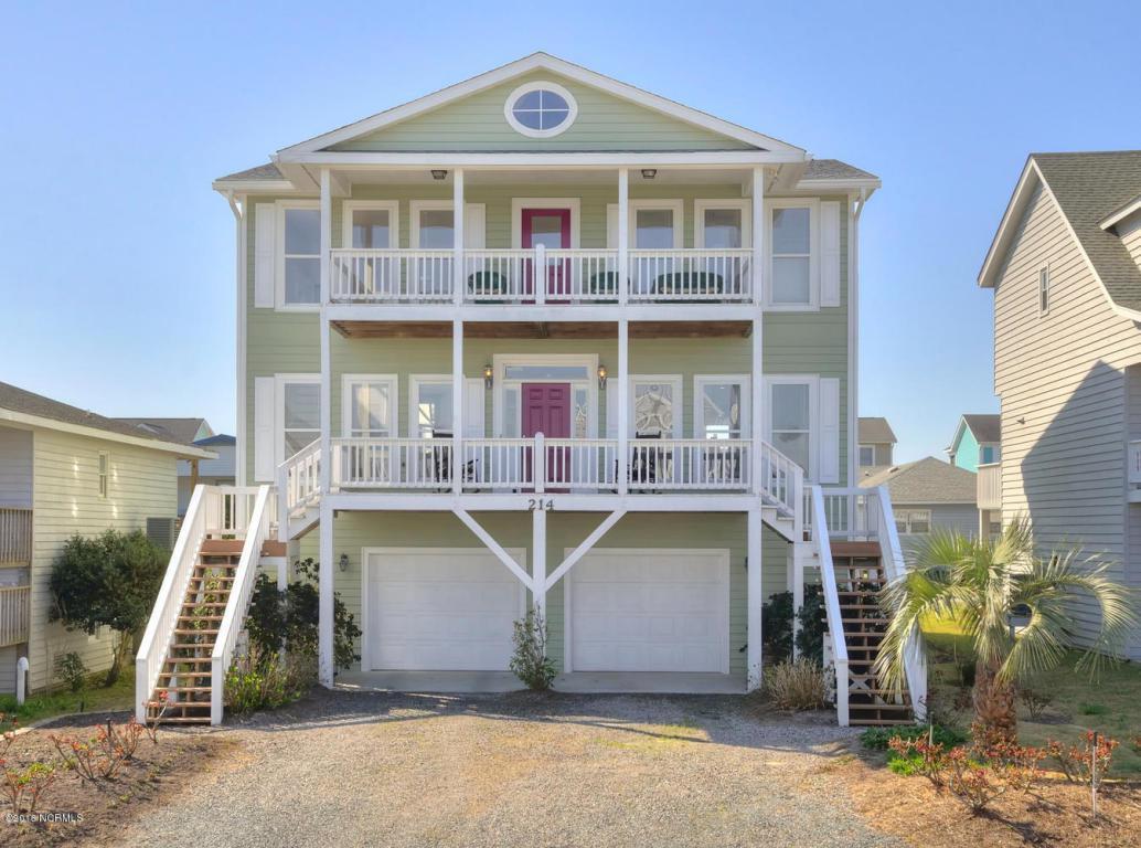 214 Lois Avenue, Holden Beach, NC 28462 (MLS #100007054) :: Century 21 Sweyer & Associates