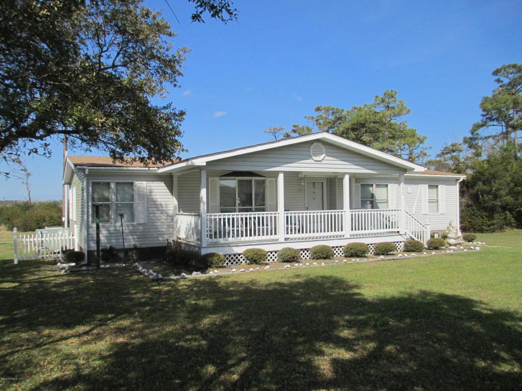 555 Bayview Drive, Harkers Island, NC 28531 (MLS #100007155) :: Century 21 Sweyer & Associates