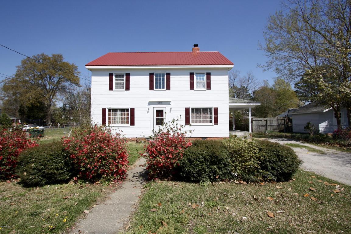 907 Magnolia Way, Lumberton, NC 28358 (MLS #100007187) :: Century 21 Sweyer & Associates
