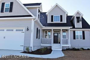 201 Tidewater Drive, Newport, NC 28570 (MLS #100007213) :: Century 21 Sweyer & Associates
