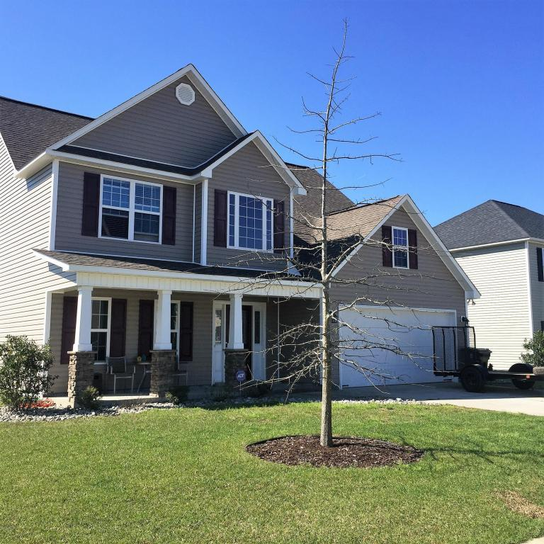 2817 Weathersby Drive, New Bern, NC 28562 (MLS #100007348) :: Century 21 Sweyer & Associates