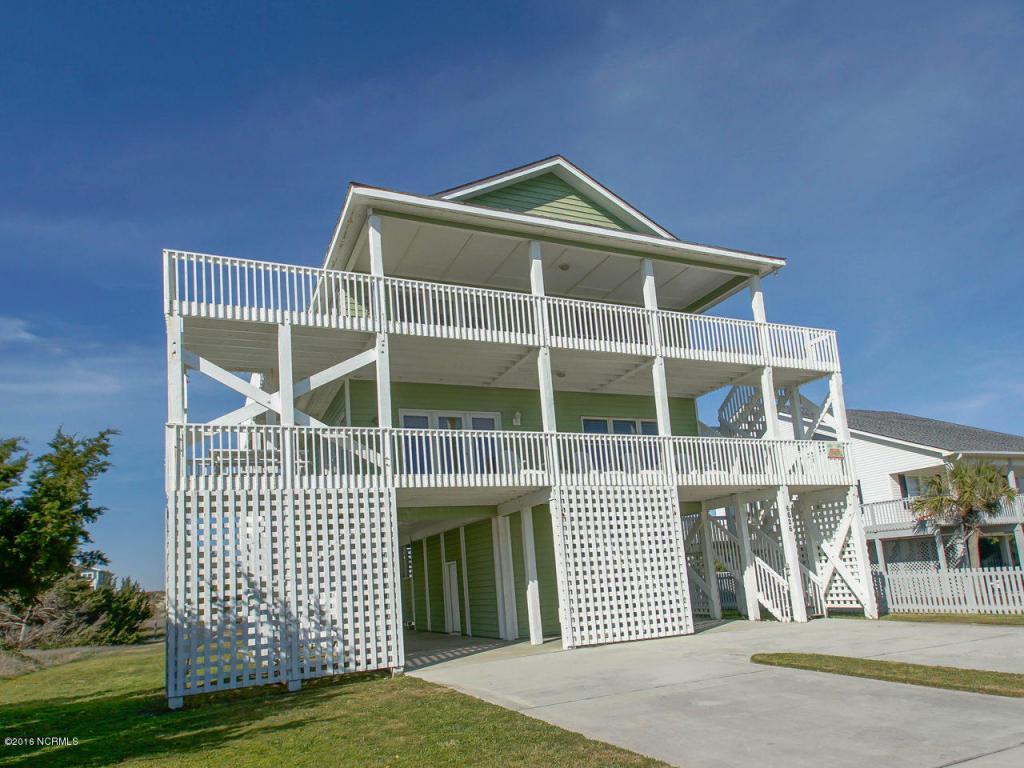 6626 W Beach Drive, Oak Island, NC 28465 (MLS #100007399) :: Century 21 Sweyer & Associates