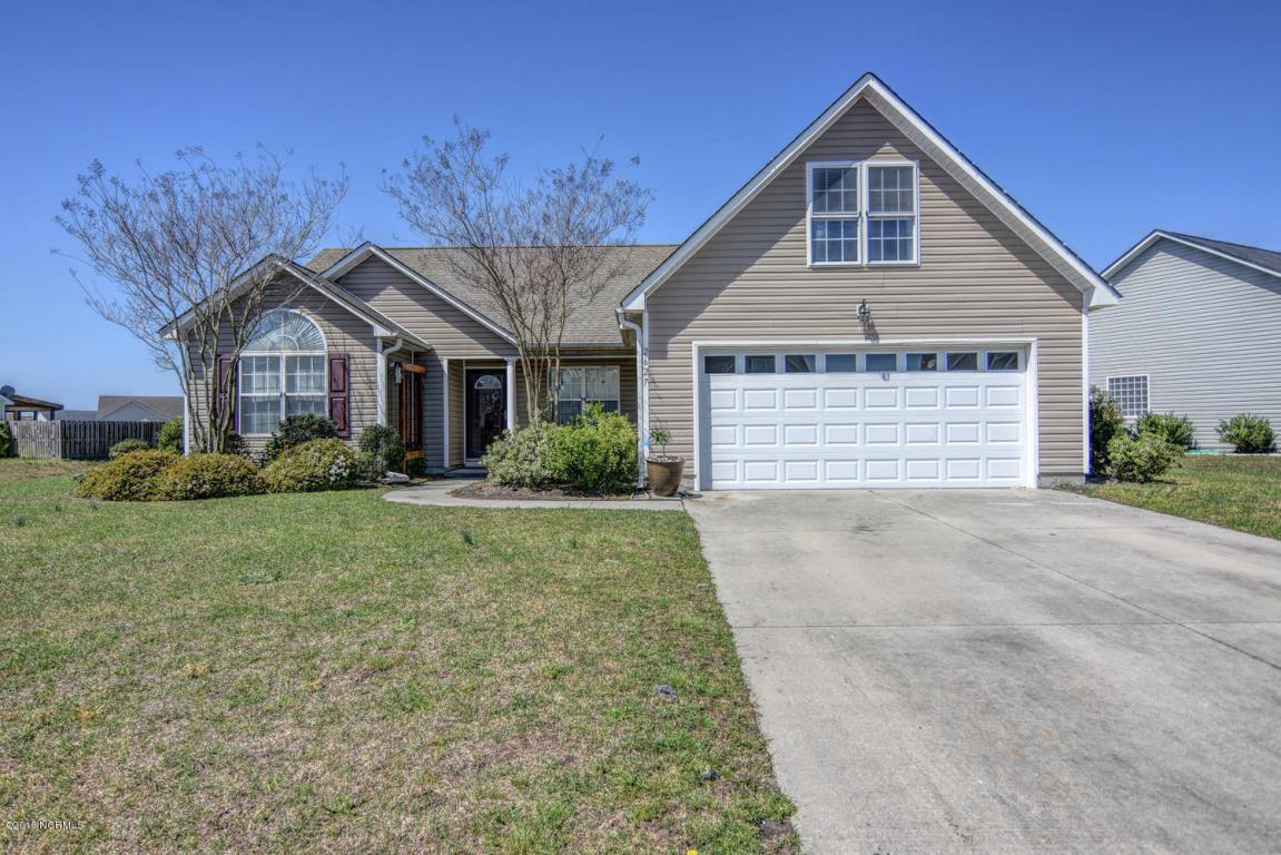 2627 Bow Hunter Drive, Wilmington, NC 28411 (MLS #100007707) :: Century 21 Sweyer & Associates