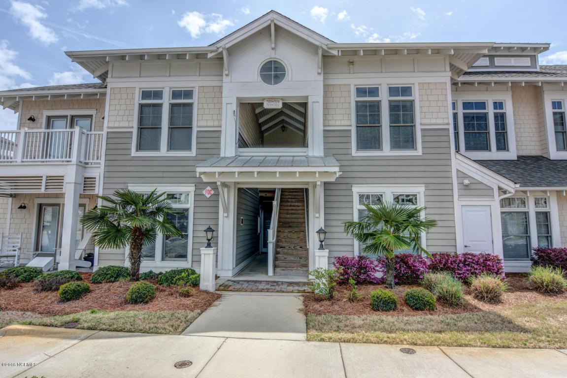 2537 St James Drive SE #704, Southport, NC 28461 (MLS #100007828) :: Century 21 Sweyer & Associates