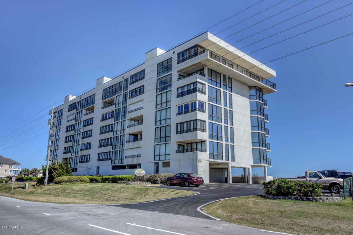 4110 Island Drive #305, North Topsail Beach, NC 28460 (MLS #100007983) :: Century 21 Sweyer & Associates