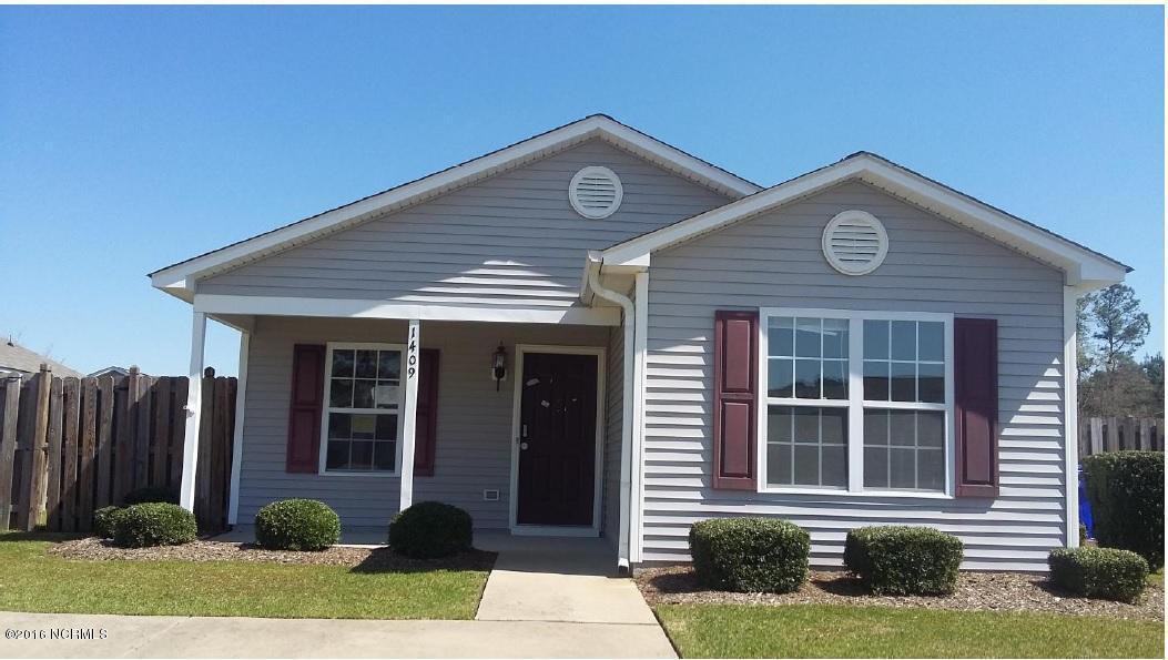 1409 Westpark Drive, Greenville, NC 27834 (MLS #100008980) :: Century 21 Sweyer & Associates