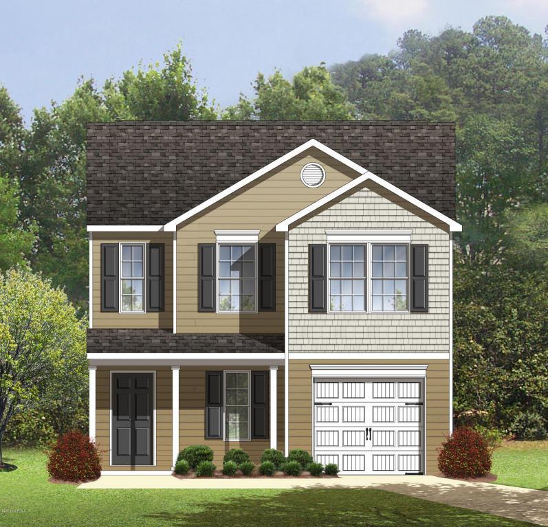 303 Log Cabin Way, Holly Ridge, NC 28445 (MLS #100009087) :: Century 21 Sweyer & Associates