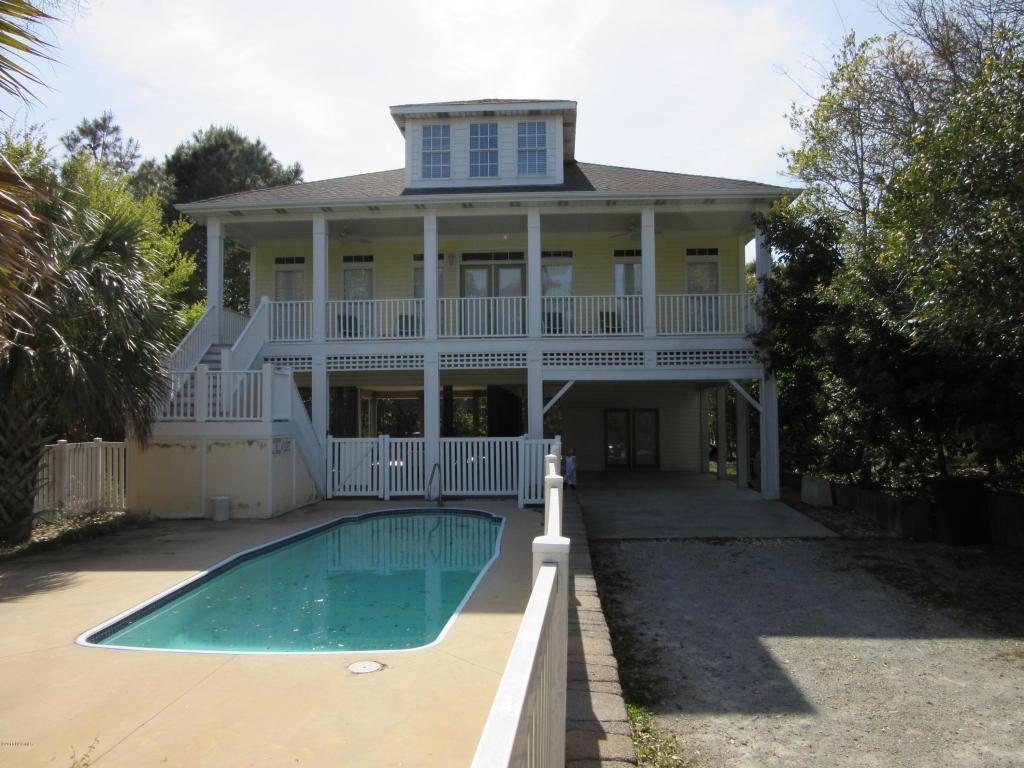125 Doe Drive, Emerald Isle, NC 28594 (MLS #100009116) :: Century 21 Sweyer & Associates
