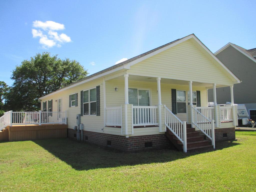 112 Jennifer Drive, Harkers Island, NC 28531 (MLS #100009362) :: Century 21 Sweyer & Associates