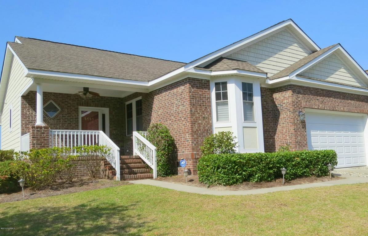5065 Glen Cove Drive, Southport, NC 28461 (MLS #100009726) :: Century 21 Sweyer & Associates