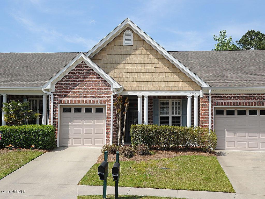 1330 Suncrest Way, Leland, NC 28451 (MLS #100009825) :: Century 21 Sweyer & Associates
