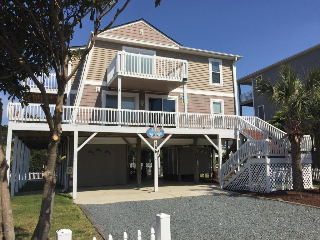 156 Tarpon Drive, Holden Beach, NC 28462 (MLS #100009826) :: Century 21 Sweyer & Associates