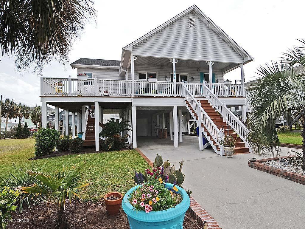 103 Georgia Avenue, Carolina Beach, NC 28428 (MLS #100010052) :: Century 21 Sweyer & Associates
