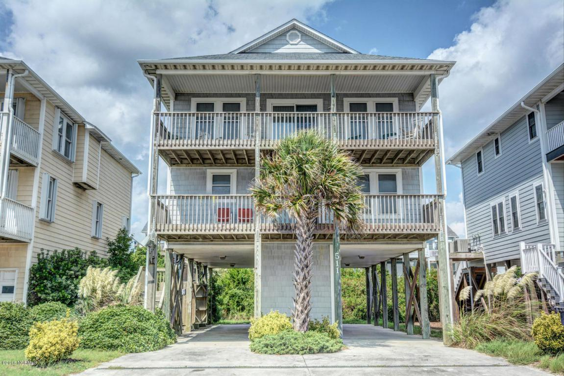 511 S Shore Drive, Surf City, NC 28445 (MLS #100010182) :: Century 21 Sweyer & Associates
